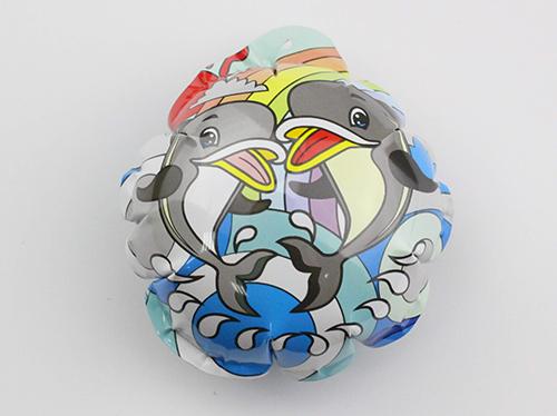 ANI-002 動物系列-海豚自動充氣氣球