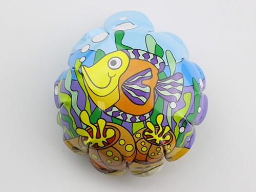 ANI-003 動物系列-熱帶魚自動充氣氣球