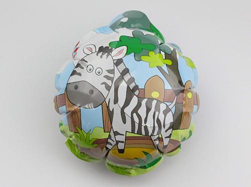 ANI-004 動物系列-斑馬自動充氣氣球