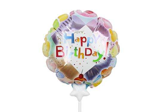 HBD-001 生日快樂自動充氣氣球