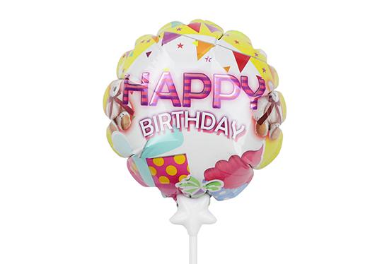 HBD-003 生日快乐自动充气气球
