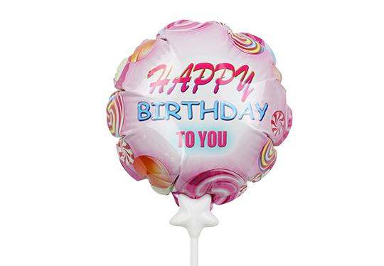 HBD-004 生日快樂自動充氣氣球
