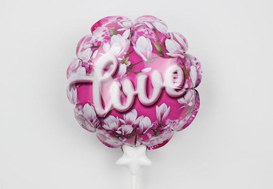 VAL-001 情人节自动充气气球