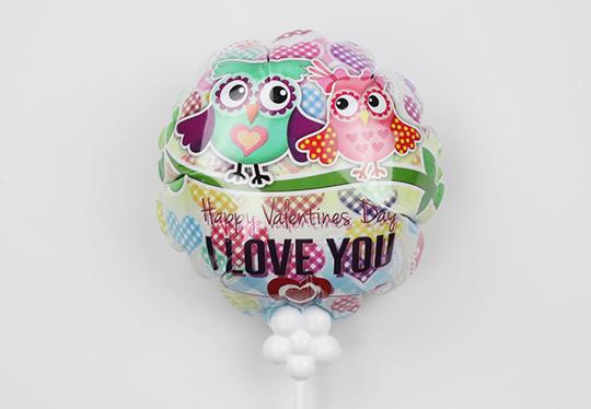 VAL-002 情人节自动充气气球