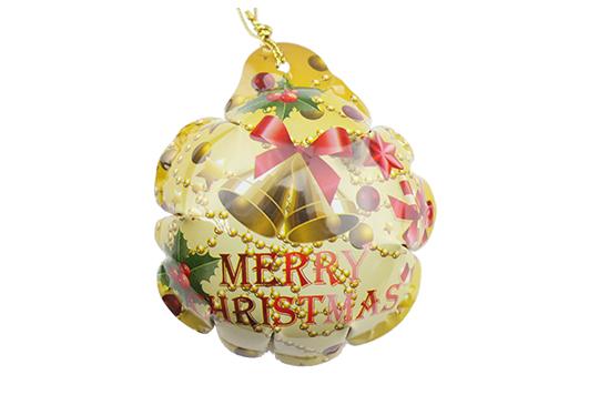 XMAS-803 聖誕節吊飾-自動充氣氣球