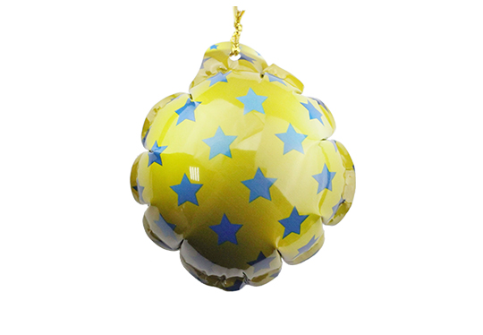 XMAS-804 聖誕節吊飾-自動充氣氣球