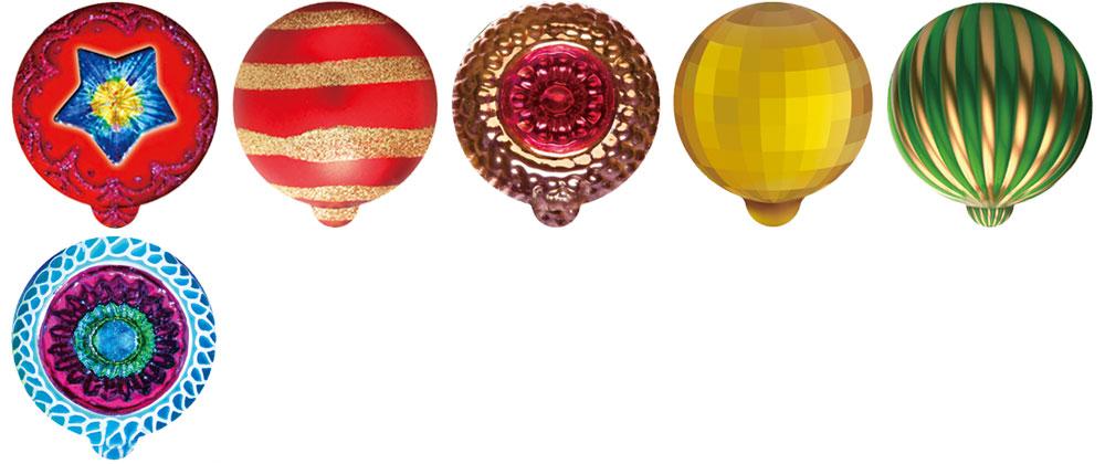 自動充氣氣球11公分