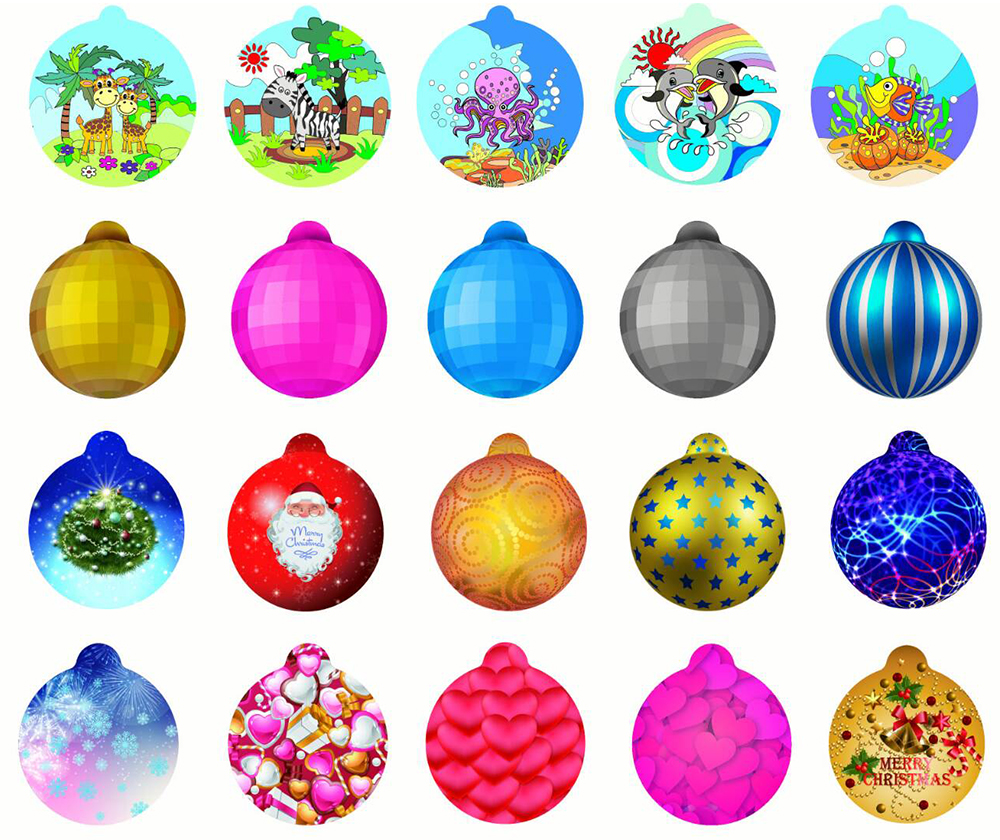 8公分自動充氣球(公版)