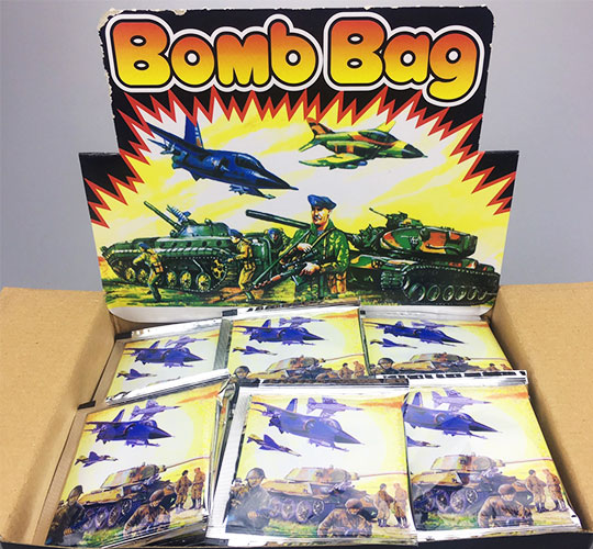 Bomb Bags