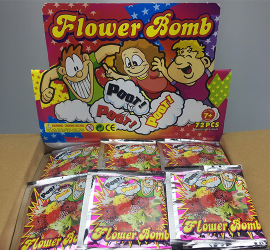 Bomb Bag(flower)
