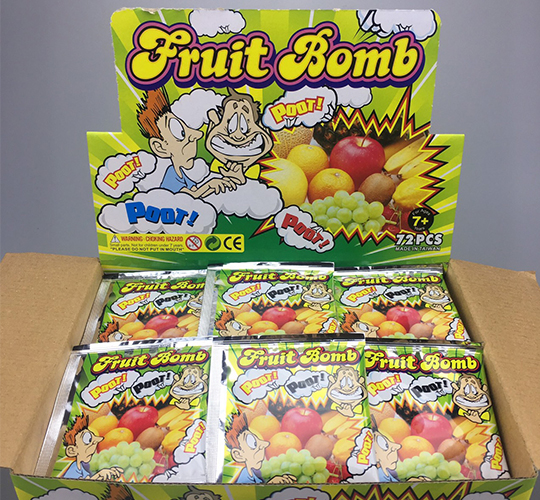 Bomb Bag(Fruit)