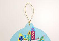 自動充氣氣球-金色吊線、吊繩